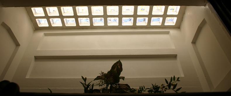 Cool Natürliches Licht in den Kellerschacht. - modasafe  PD58