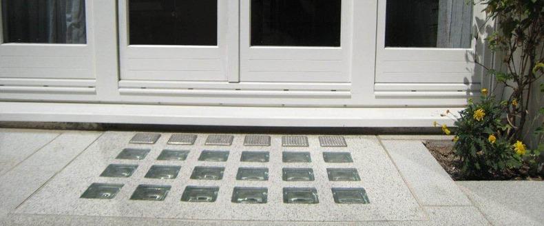 Lichtschachtabdeckungen Schluss mit Wasser Schmutz Einbruch